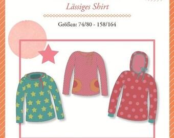 """Mialuna pattern sweater """"Rose"""""""