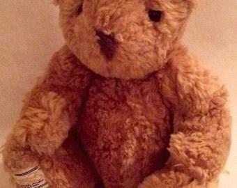 Vintage Small St Michael's Connoisseur Teddy Bear