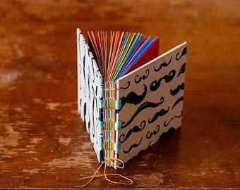 Mustachio Mini Rainbow