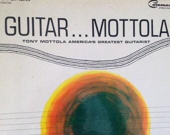 Tony Mottola - Guitar Mottola - vinyl record