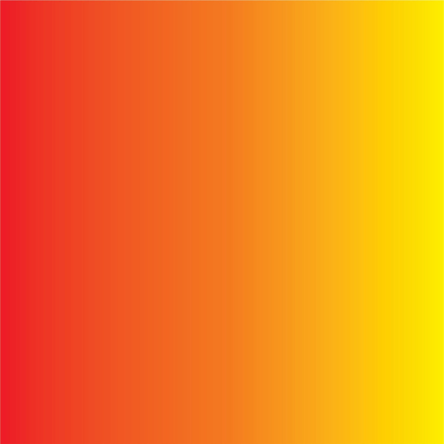 Red Orange And Yellow Ombre Print Heat Transfer Or Adhesive