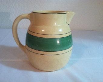 Roseville Pottery Pitcher