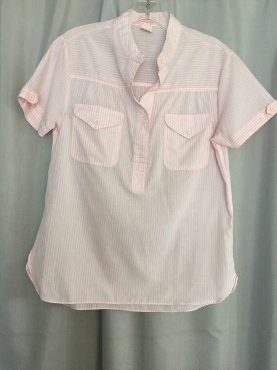 Arrow Vintage Striped Camp Shirt Clothing - DealTime