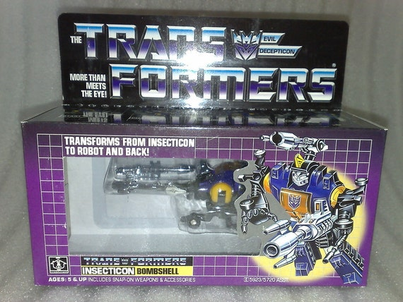 Insecticons Transformers Transformers g1 Insecticon