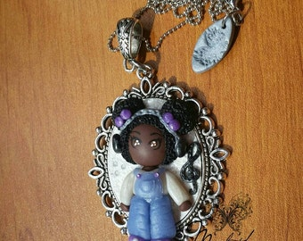 Necklace Chibi Doll 90