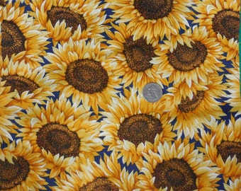 Summer in the Garden Cotton Fabric