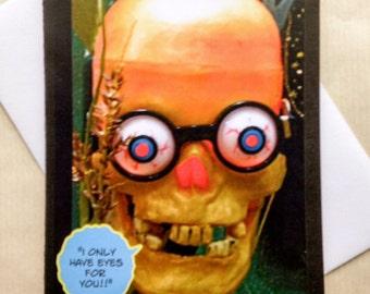 Funny Halloween Cards - Funny Photo Halloween Card - Original