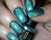 Holographic nail polish, holo nail polish, Fairytales come true  - Boii Nail polish