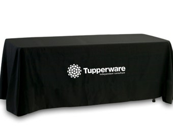 SALE- Tupperware Tablecloth