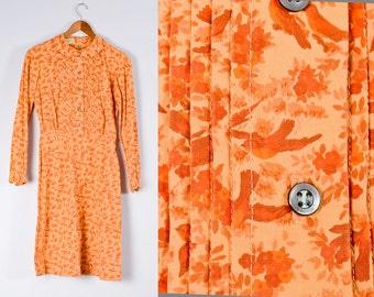 Betty 1970s does 1950s Shirt Dress