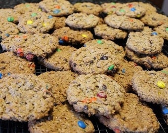 Momster (monster) lactation cookies