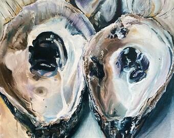 Oyster shells