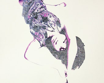 Limited Edition Screen Print 'Echo'