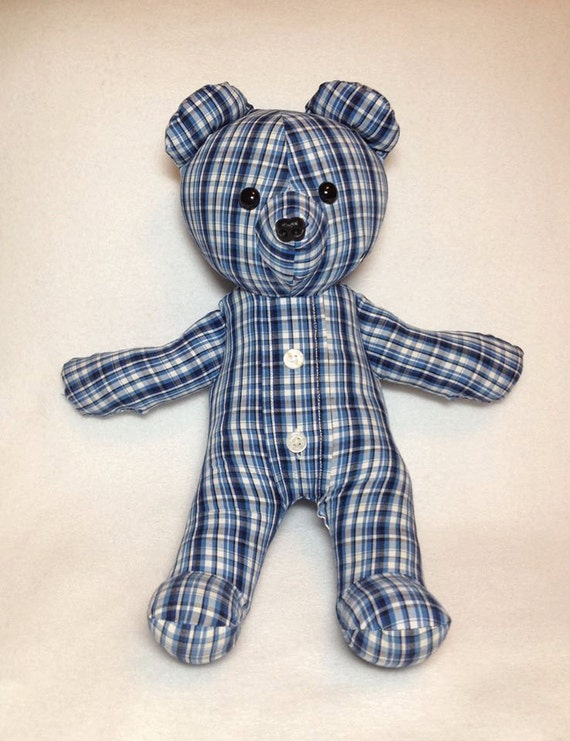 how to make a keepsake bear
