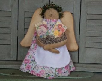 Little Garden Angel, decoration