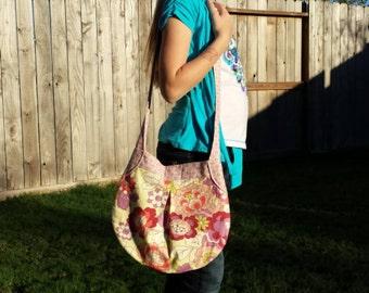 Super Cute Teardrop Bag - Amy Butler Design