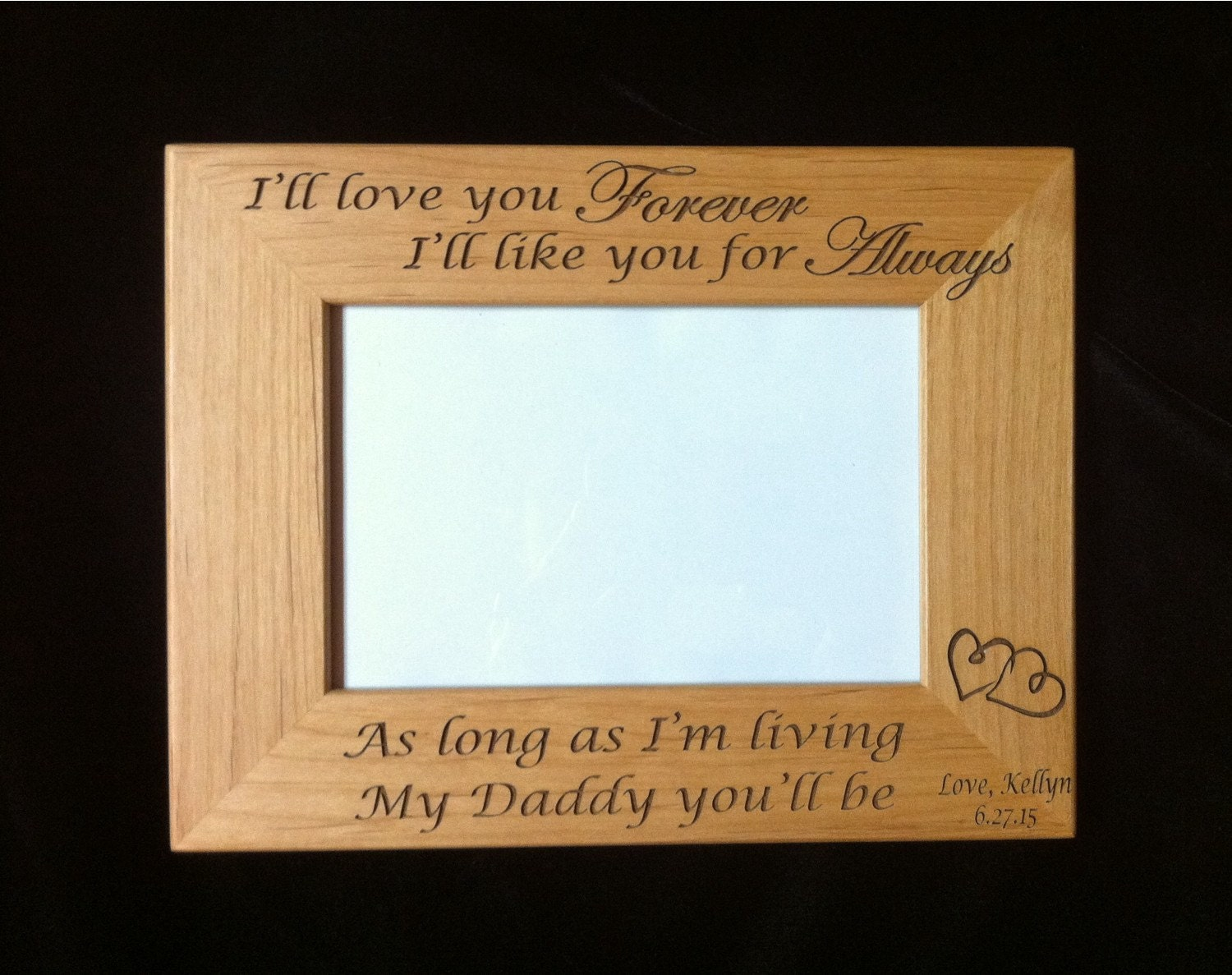2999 - Mother Of The Bride Picture Frame