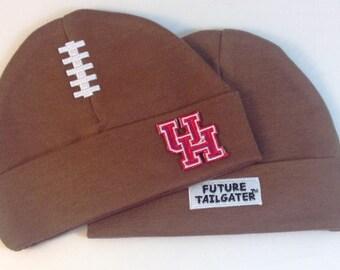Houston Cougars Baby Football Cap