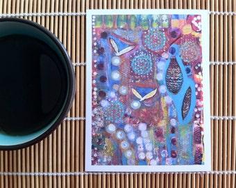Dream Vision - Postcard