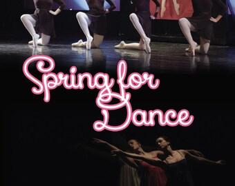 Nevada Union High School Presents: Spring for Dance 2014
