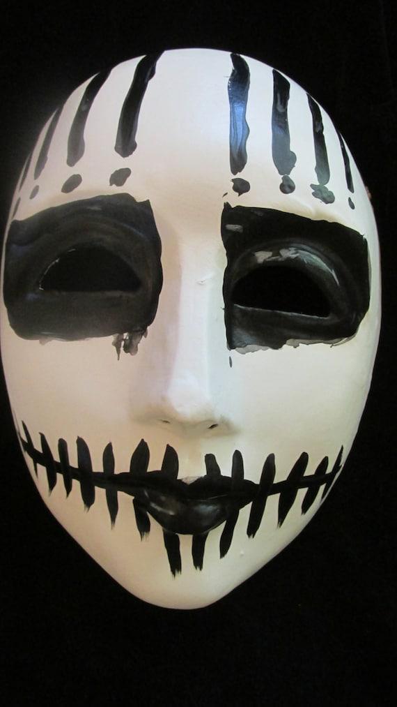 Slipknot mask. Joey Jordison mask. Scary mask. Masquerade mask. Slip ...