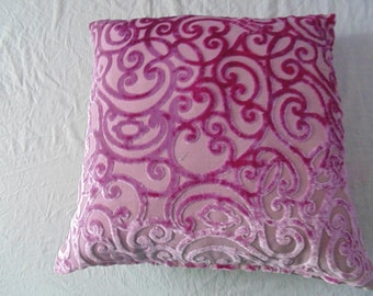 Designers Guild Fabric Rochester Cyclamen Cushion Cover  / pillow