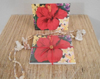 Blooms of Aloha notecards