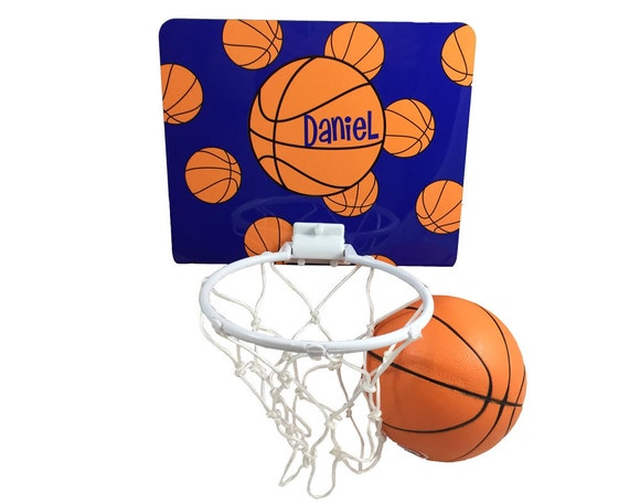 basketball stuff for your room items similar to personalized basketball goal mini 18073