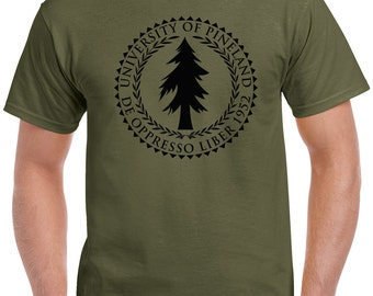 Pineland Special Forces T-Shirt 0906