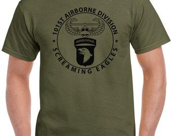 101st Airborne T-Shirt 1232