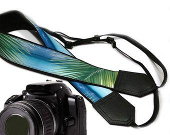 DSLR Camera Strap. Sea Camera Strap. Beach camera strap. Camera accessories. Photographer gift.