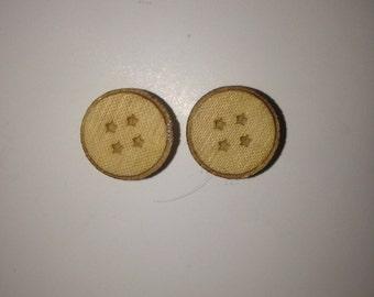 4 Star Dragonball Earrings
