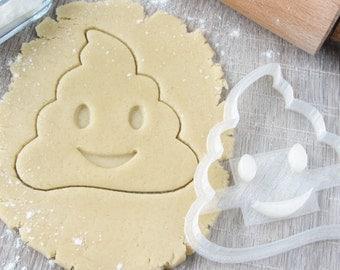 """Cookie cutter-press """"Emoji"""" 3.5"""""""