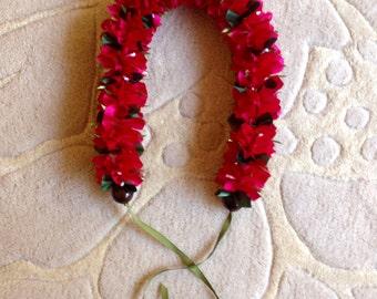 how to make an olive wreath headband
