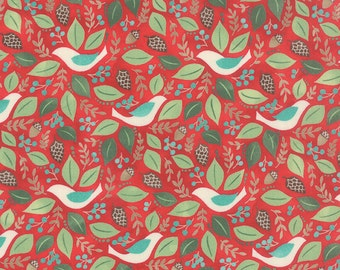 Moda Fabric Evergreen 30401-12...Sold in continuous cut 1/2 yard increments