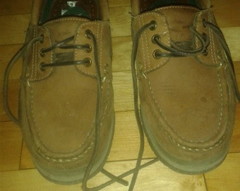 100% leather womens size 7 Us