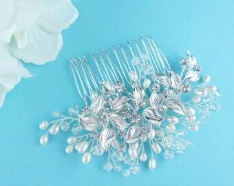 Swarovski Bridal Comb, Rhinestone Comb, Bridal Comb Crystal, Wedding Crystal Hair Comb, Hair Comb, Wedding Accessory, Bridal Comb 231621622
