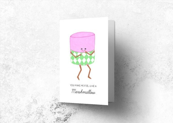 """awkward dating card etsy She designs """"awkward cards,"""" which are awkward, truthful and sincere ways of saying something meaningful and beautiful when you just can't figure out how show full text all of the awkward greeting cards have quotations that reflect the messiness and weirdness of relationships in a funny way."""