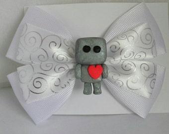 Robot Heart Bow
