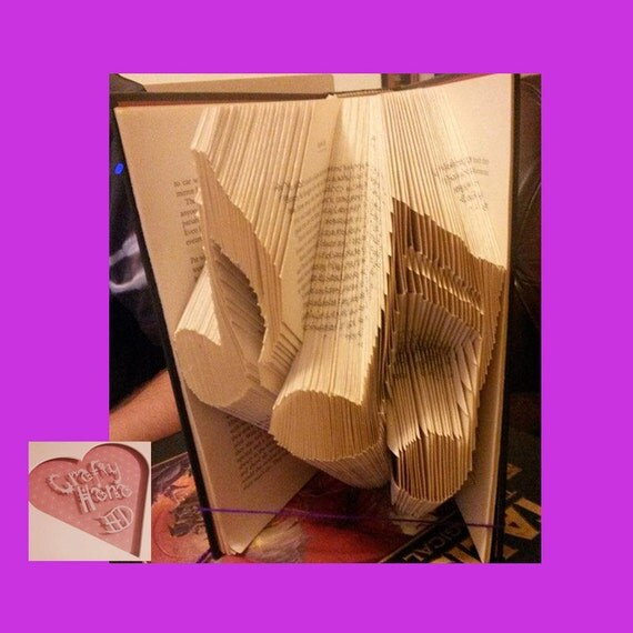 Book Folding Pattern Music Notes 216 Folds Measure Mark