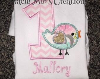 Birdie Birthday Shirt