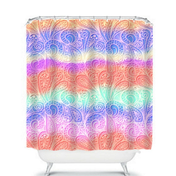 Turquoise And Grey Shower Curtain Camel Shower Curtains