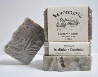 Exfoliating soap Gardener/Cook