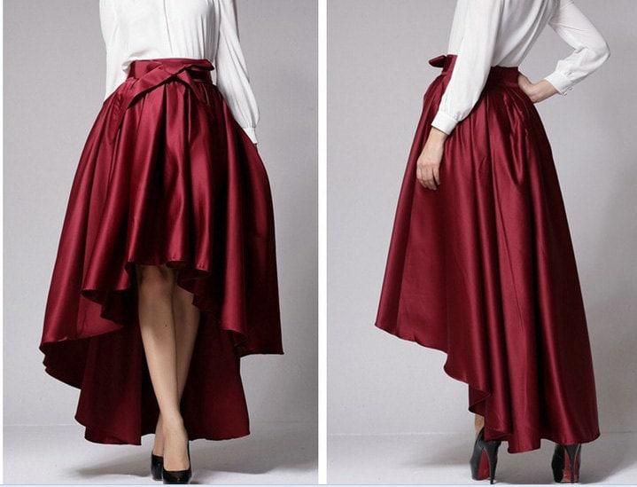 High Low Skirt | Gommap Blog