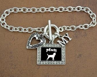 Heart My Mutt Bracelet