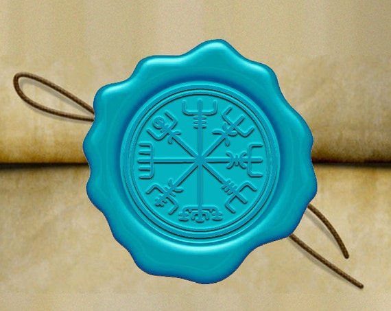 how to use wax seal in vikings