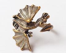 Vigmarr Dragon Ring