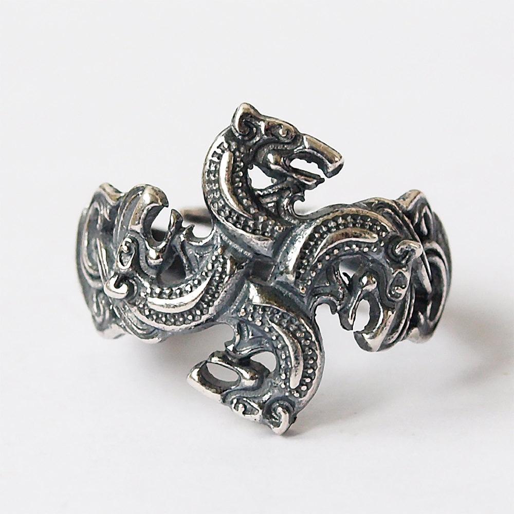 celtic wolf ring wolf ring wolf ring wolf jewelry