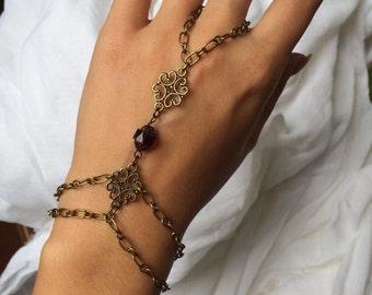 """Slave bracelet """"Seraglio"""""""