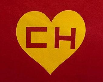 El Chapulin Colorado Kids Red T-Shirt